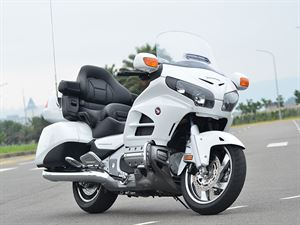 國內試乘HONDA GOLDWING