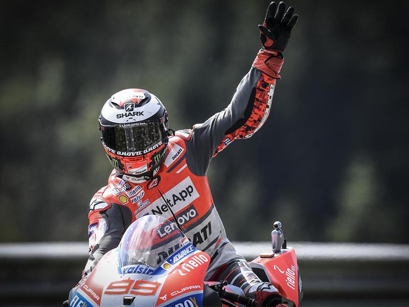MotoGP車壇震撼彈!