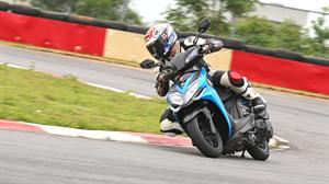 日媒對於KYMCO Racing S 的評價