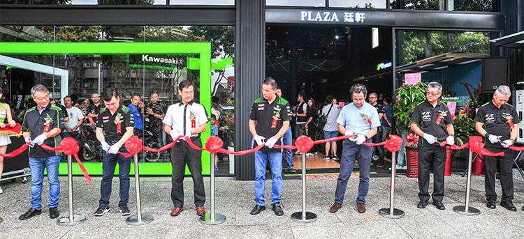品質再升級,KAWASAKI PLAZA全新旗艦館開幕