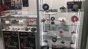 展售會攤位介紹-Speed EVO