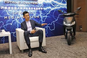 光陽董事長專訪-總量控制 追求最高換電品質!